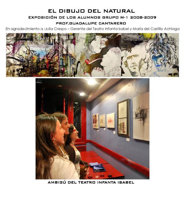 Exposici N Teatro Infanta Isabel