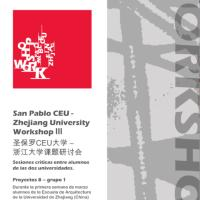 San Pablo CEU-Zhejiang University Workshop III 2012